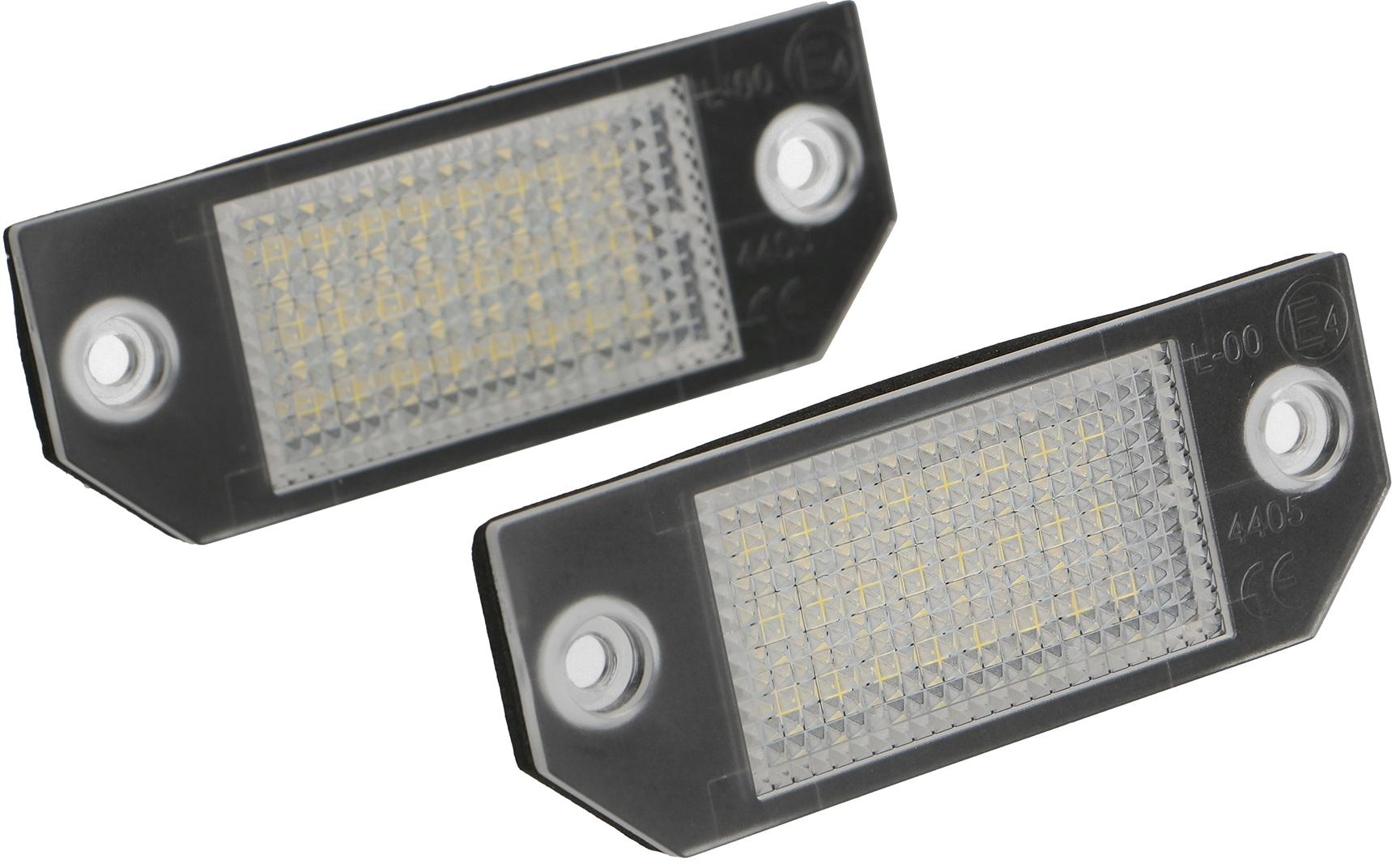 подсветка массива led ford focus mk2 ii c-max