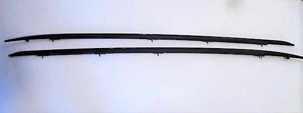 накладкі рейлінги дахові opel astra iii h універсал, фото