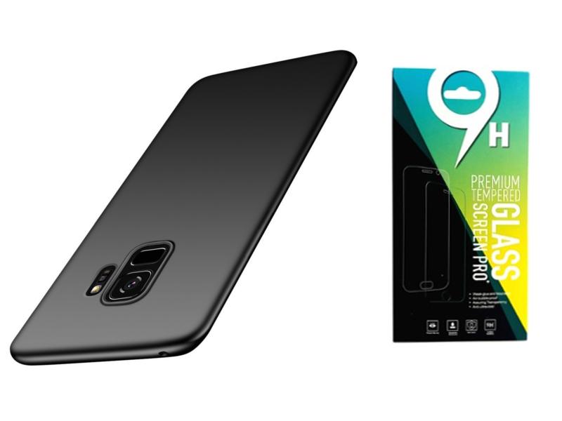 Etui Ultra Slim Silky Touch Samsung Galaxy S9