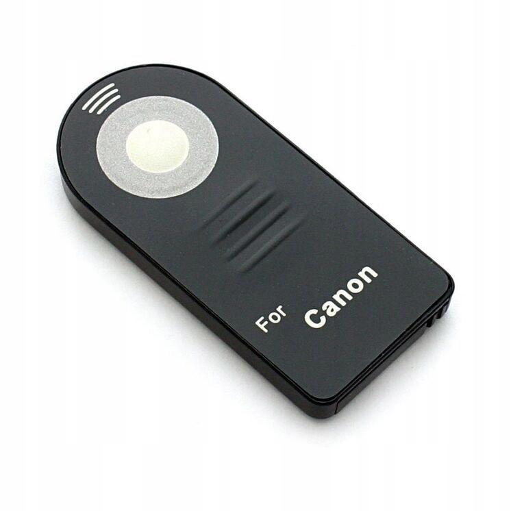 кольца пульт для затвора фотоаппарата работает