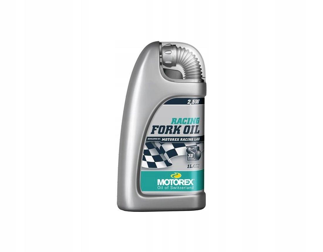 MOTOREX масло для лаг RACING FORK OIL 2,5 W 1L