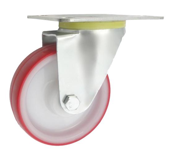 FI 100 Kolesá z nerezovej ocele Ribbon 100KG