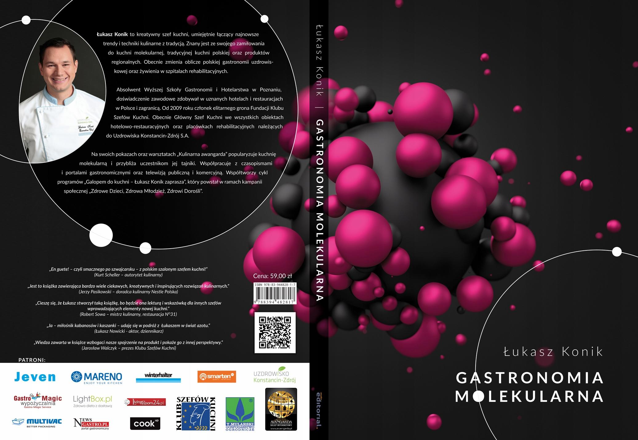 Ksiazka Gastronomia Kuchnia Molekularna 50 Zl Allegro Pl Raty 0 Darmowa Dostawa Ze Smart Gorzow Wielkopolski Stan Nowy Id Oferty 7681171159