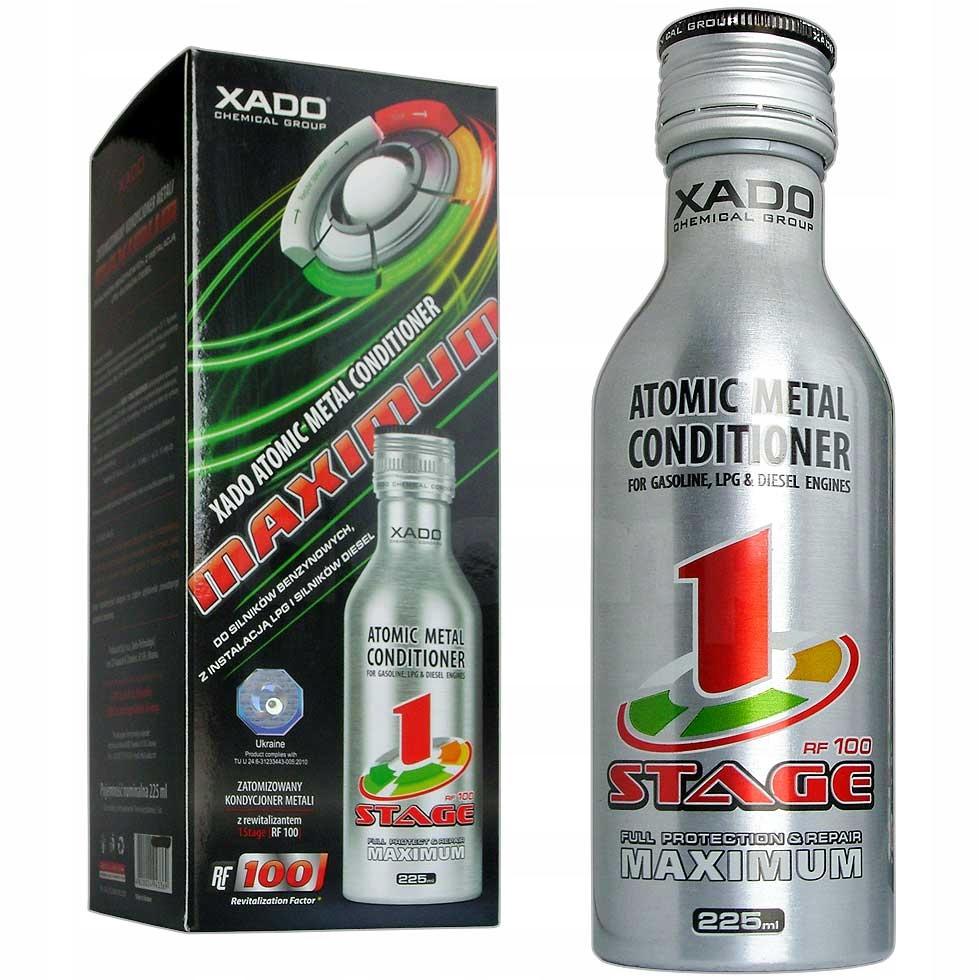 XADO 1Stage AMC MAXIMUM оригинал 225ml,доставка 0zł