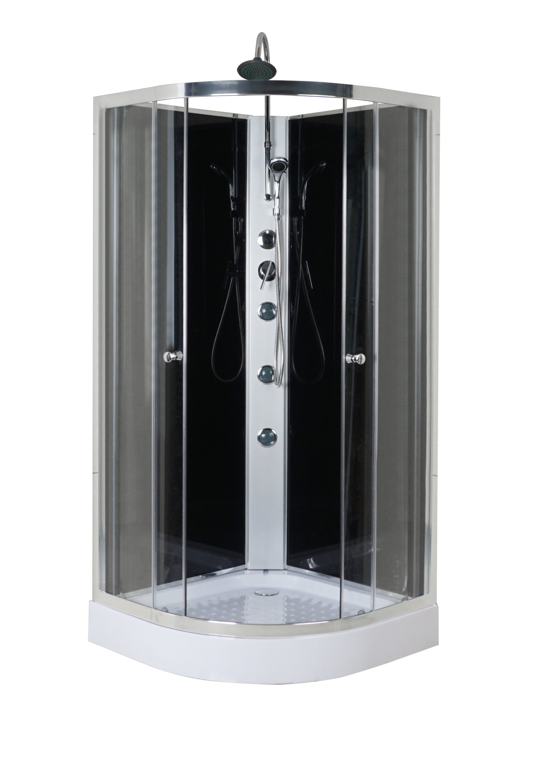 Sprcha SKRINE 80x80 NÍZKE BRO