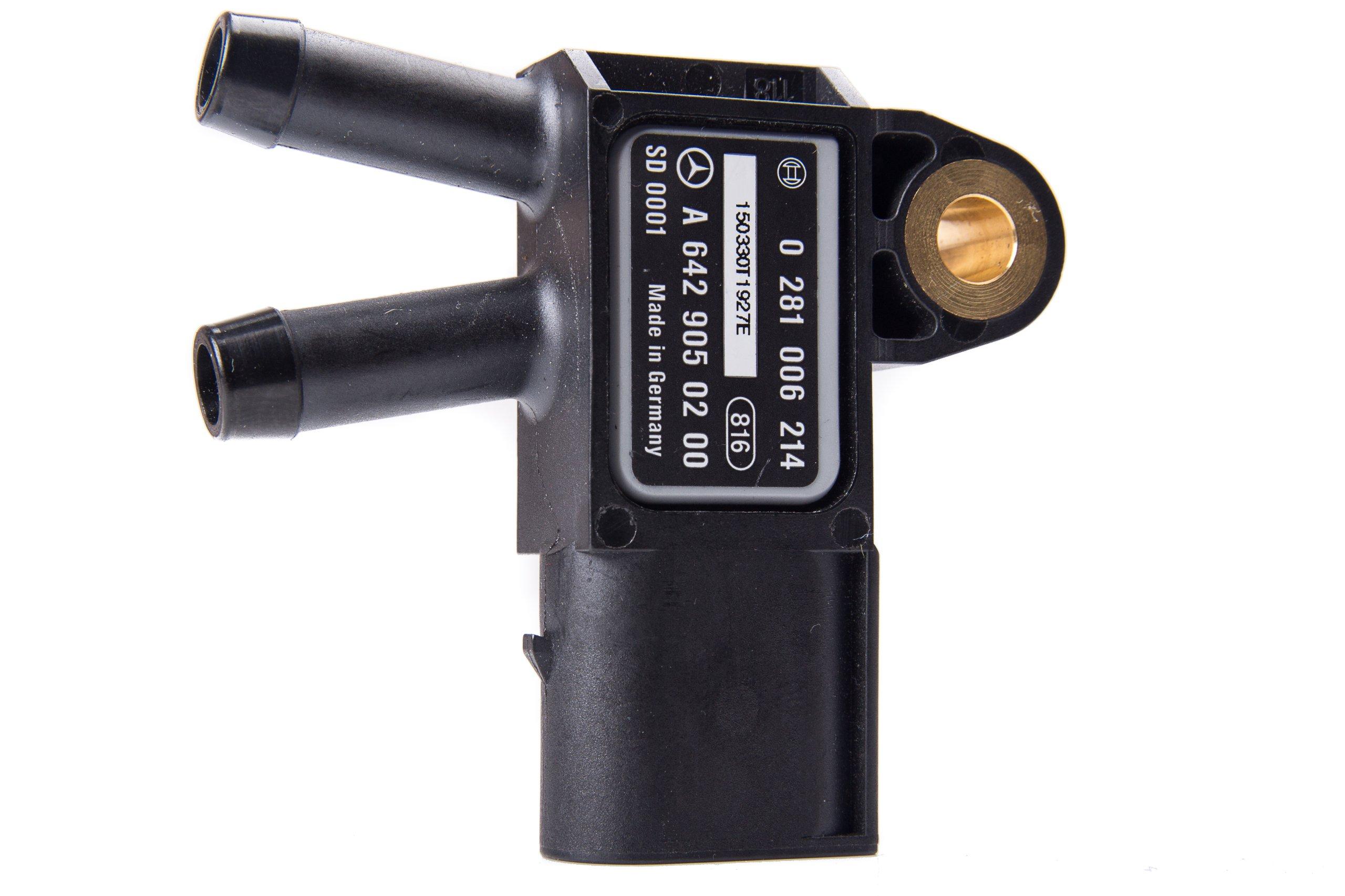 датчик 0281006214 давления выхлопных газов a6429050200