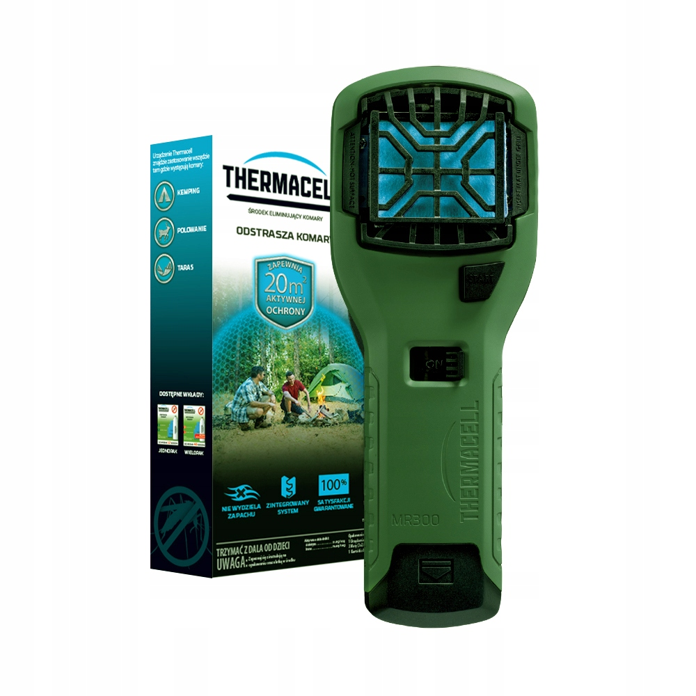 THERMACELL MR300 ZARIADENIE MOSQUITO REPELLER