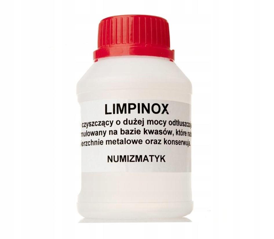 LIMPINOX жидкость для ЧИСТКЕ МОНЕТ