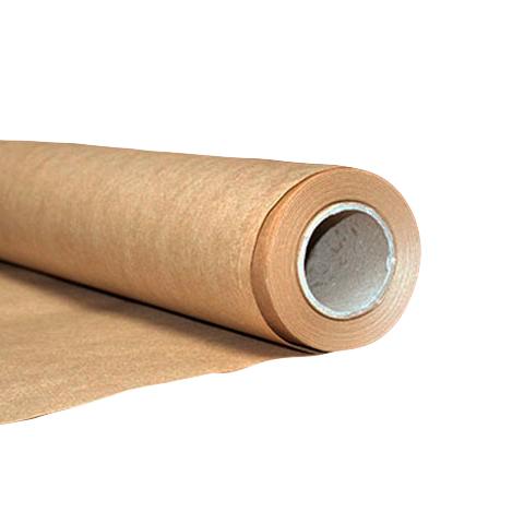 Крафт оберточная бумага для подарочной упаковки 55см 50м