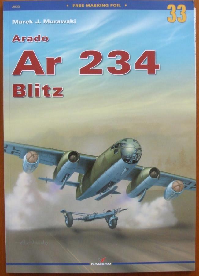 Arado Ar 234 Blitz - Кагеро доставка товаров из Польши и Allegro на русском