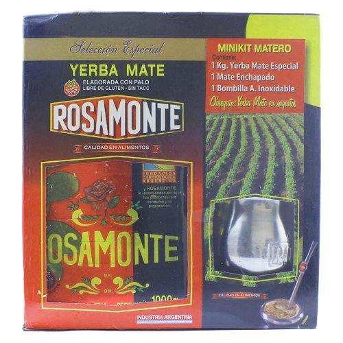 Nastaviť pre Yerba Mate - Matero + hookah + Rosamonte