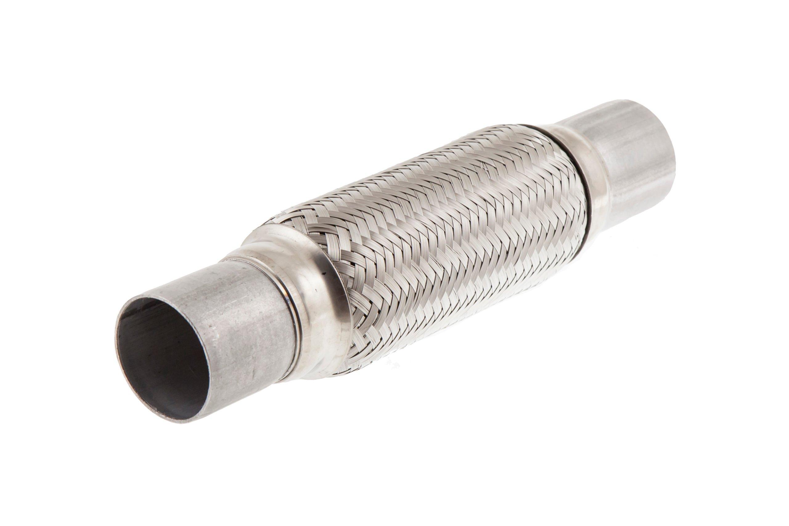 Соединитель гибкий выдохе глушитель вибрации 50x200