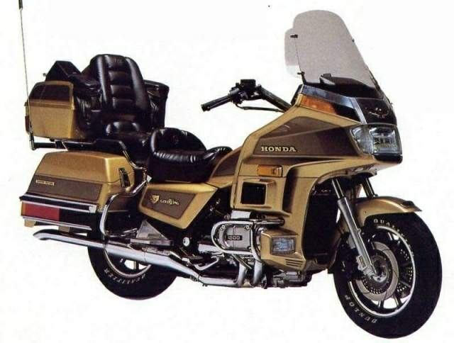RELAY OMRON GL1200 GOLD WING LTD