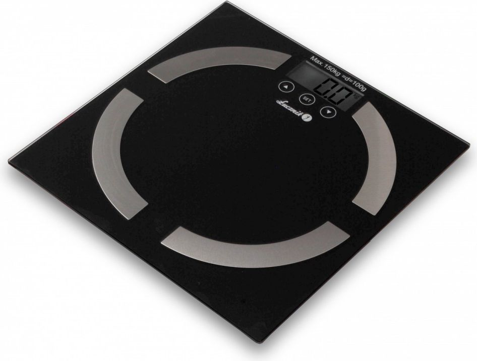Analytická kúpeľňová váha Łucznik BS-11B čierna