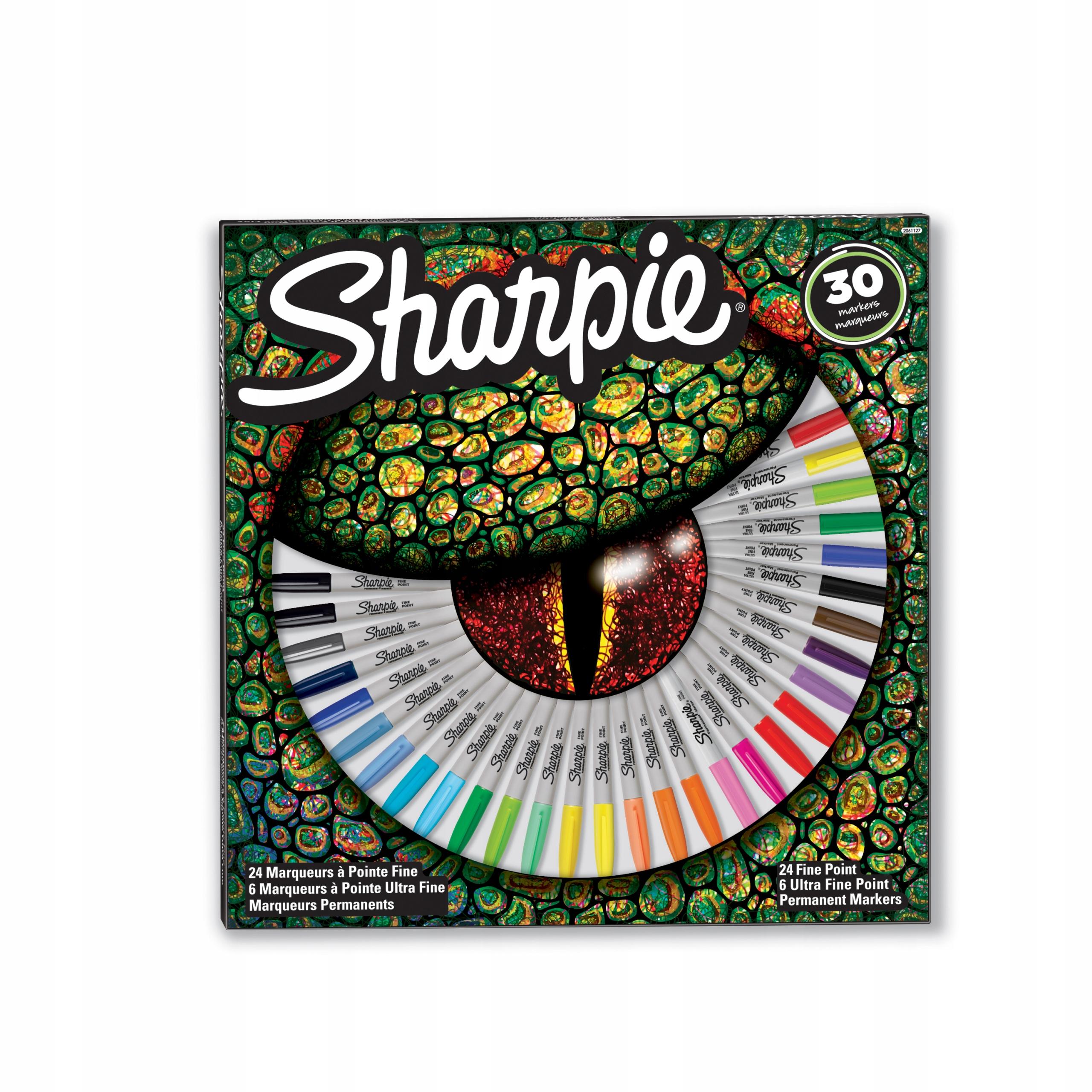 Item Sharpie Markers Fine + Ultra fine Set CV 30
