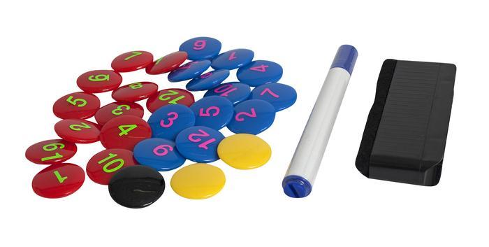Vyberte príslušenstvo pre taktické magnety dosiek