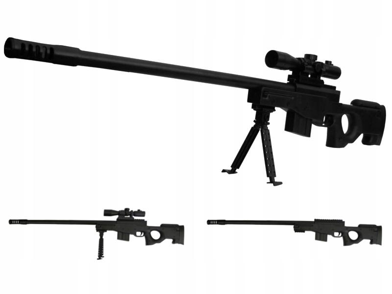VEĽKÁ LOPTA SNAKER RIFLE M82 CIEĽ 84cm