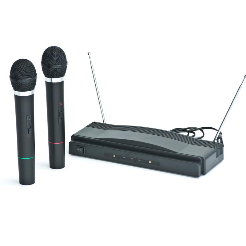 New Karaoke Wireless Mikrofóny!