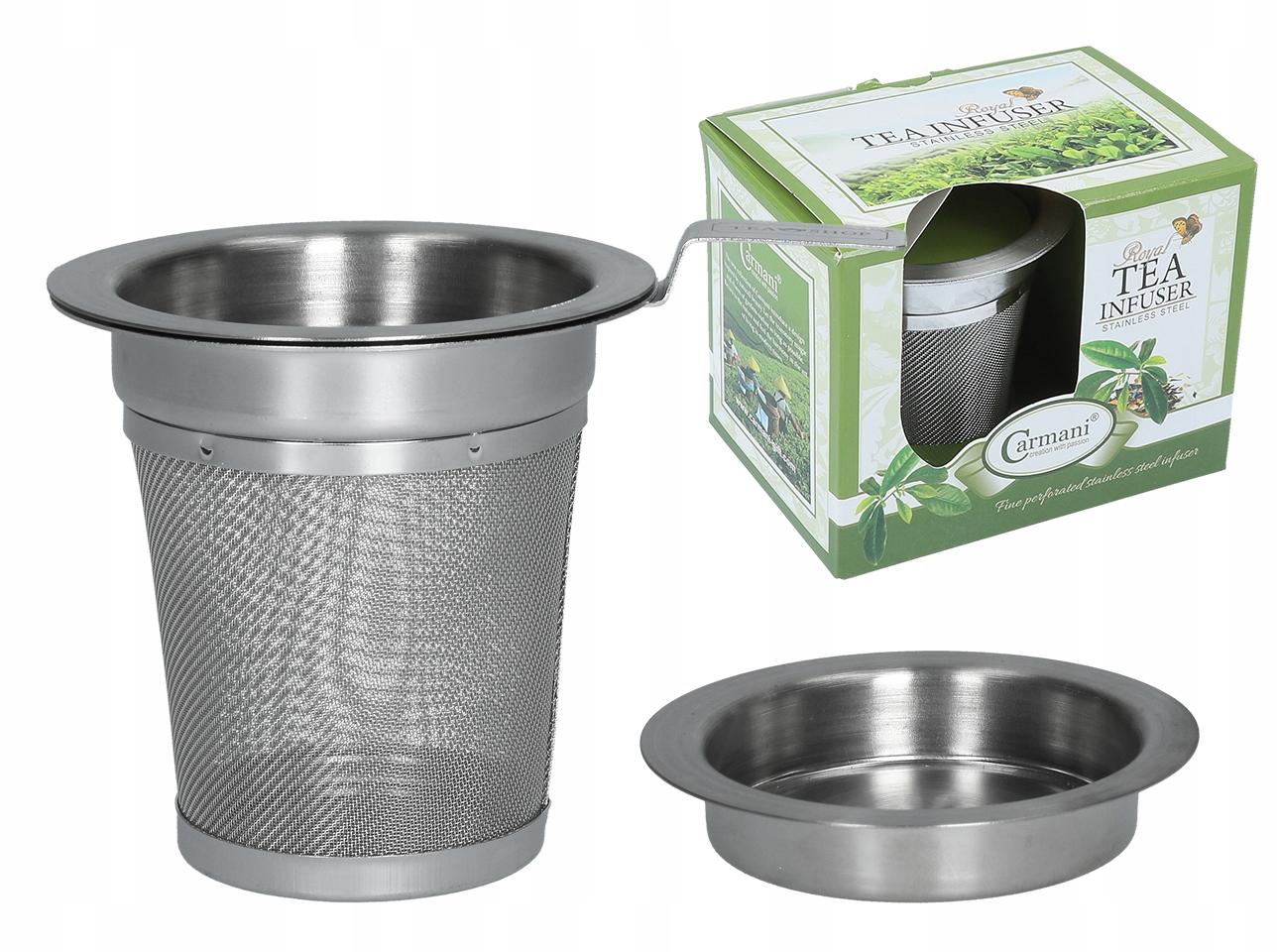 Profesjonalny Zaparzacz do Herbaty średnica 7,5cm