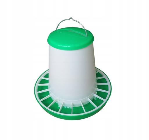 Кормушка бункерная для птицы 1 кг