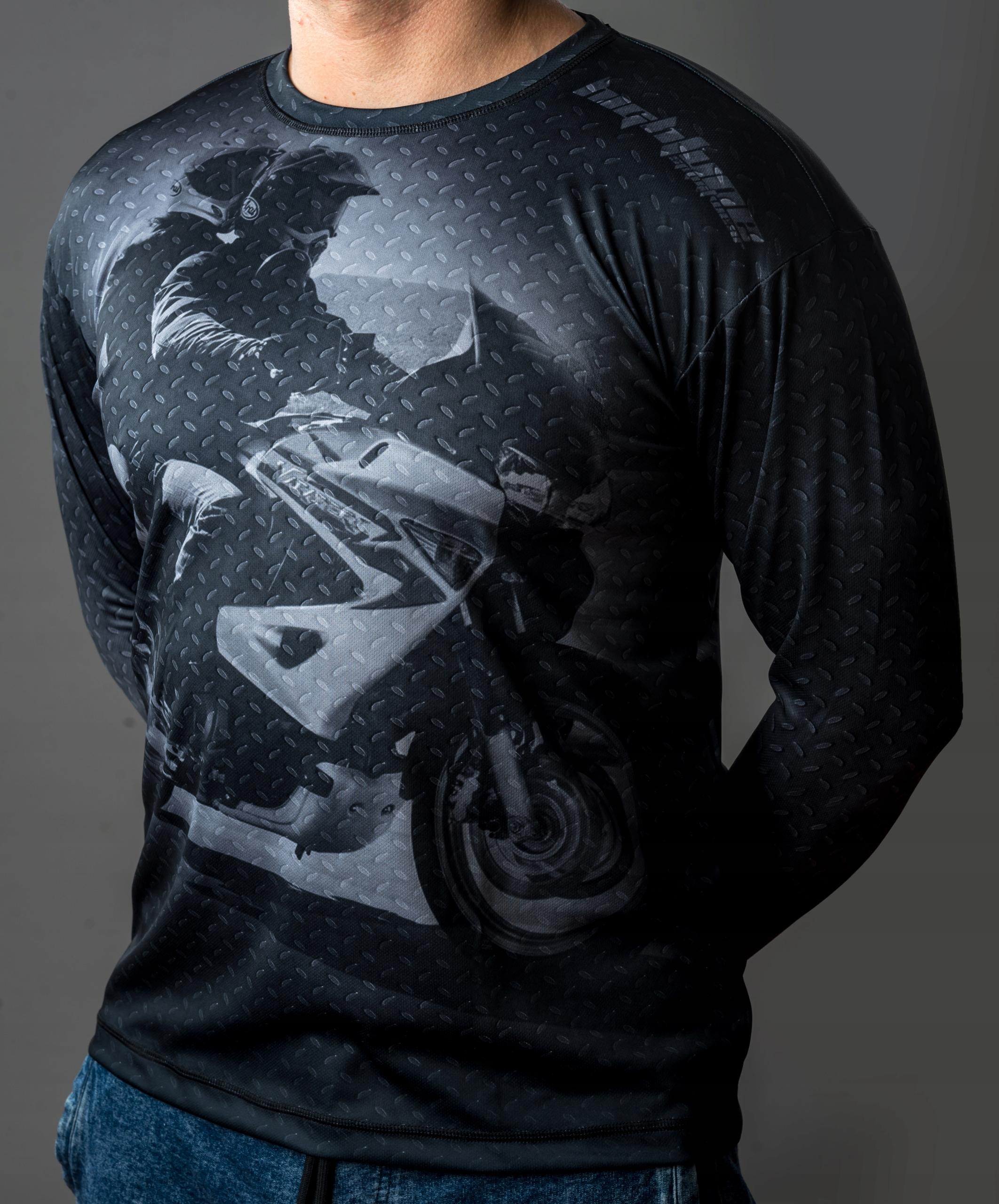 1cf1d928f4c0b3 Termo koszulka długi rękaw HONDA VARADERO 7511346050 - Allegro.pl
