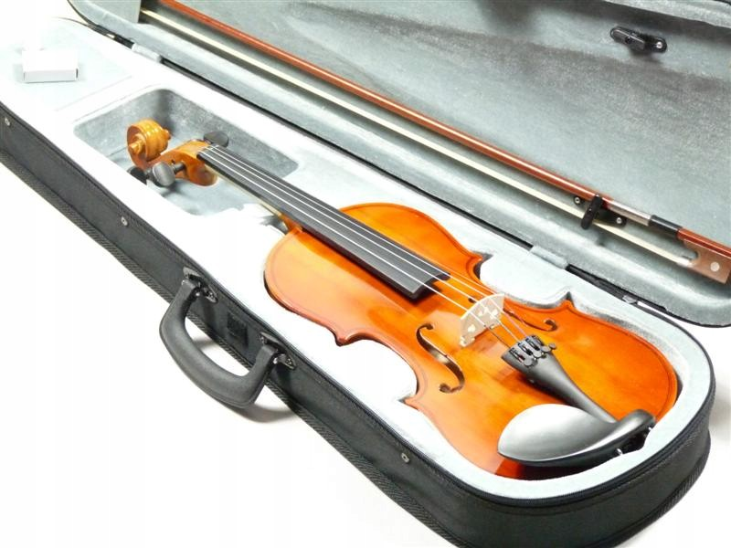 Item VIOLIN 1/8-1/4 -1/2 -3/4 -4/4 - ALL READY FOR THE GAME