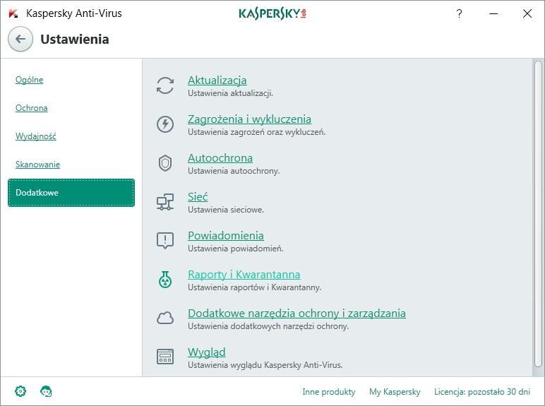 Kaspersky Anti-Virus 1 komputer 90 dni PL Rodzaj subskrypcja