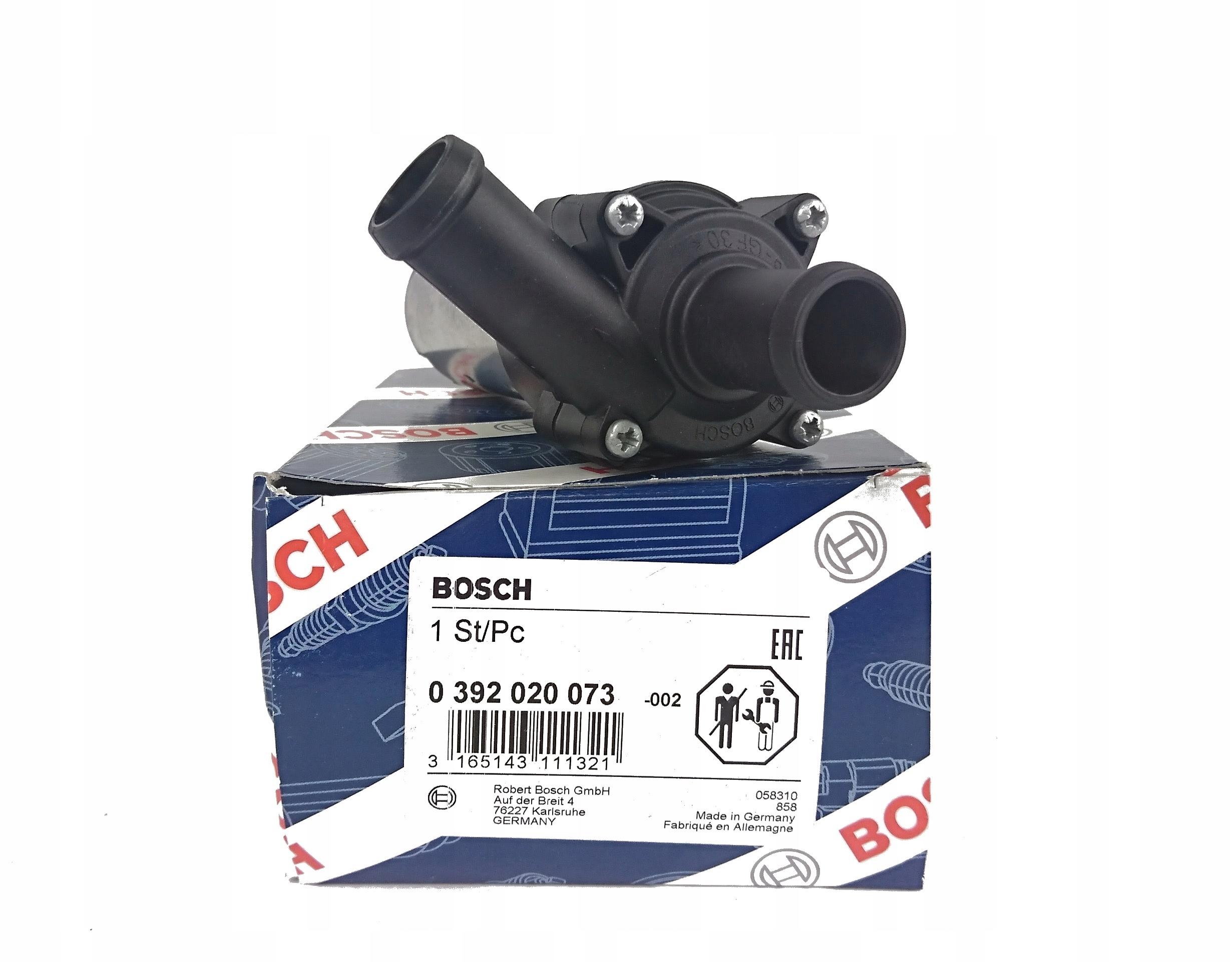 bosch насос воды плита 0392020073