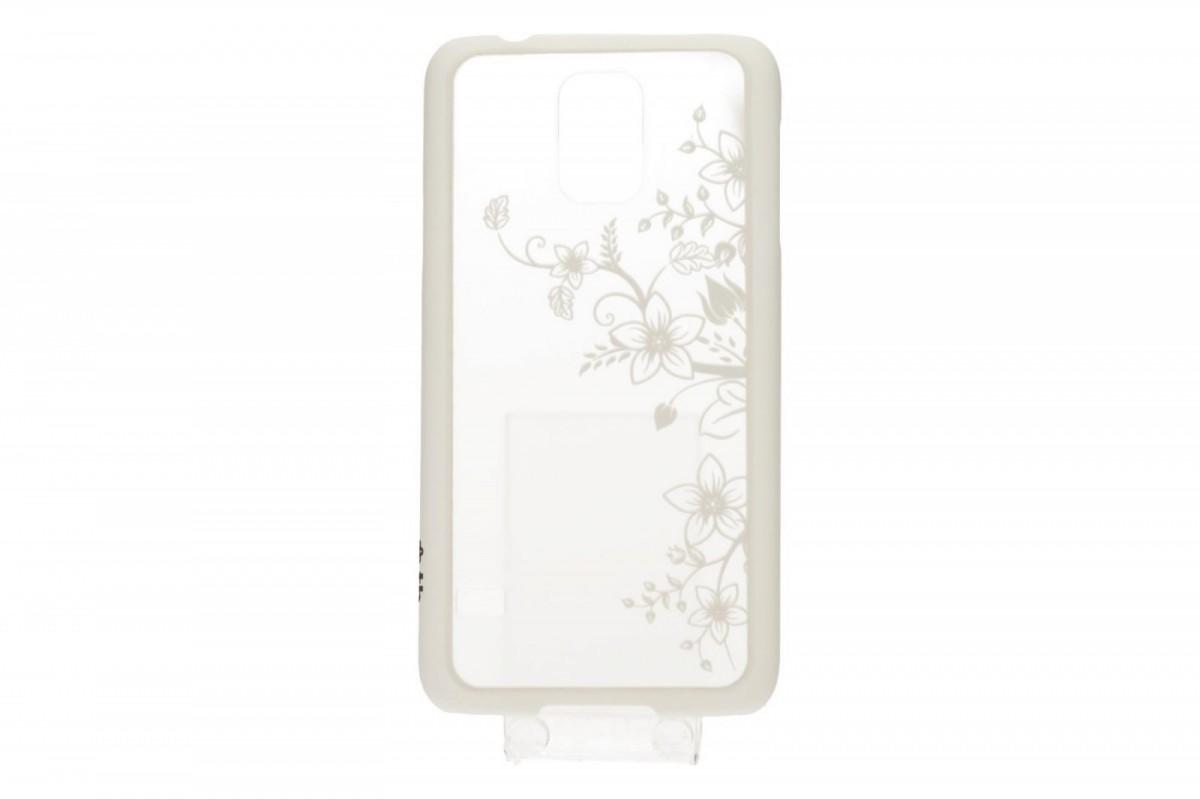 Etui Pokrowiec Case do Samsung Galaxy S5 biały