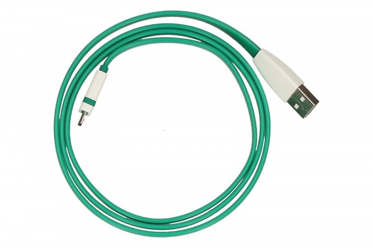 Kabel Usb Tb AKTBXKU2FBA200Z zielony 2 m
