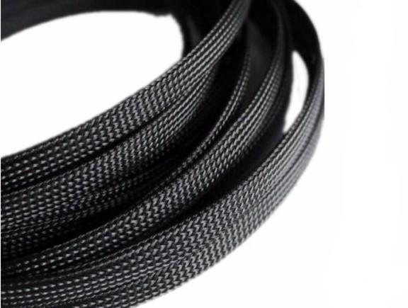 плетение полиэстер черный 5mm