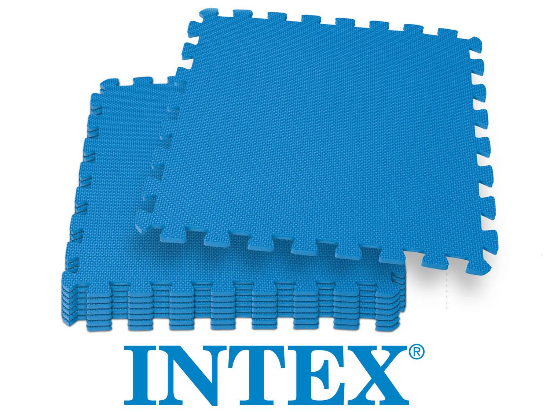 MATA POD BASEN PUZZLE 50cm 8szt INTEX 29081 Producent Intex