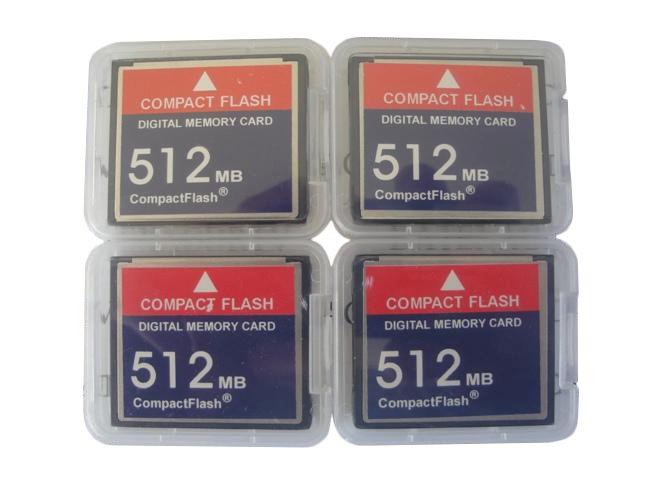 Купить Карта памяти Compact Flash CF 512MB на Otpravka - цены и фото - доставка из Польши и стран Европы в Украину.