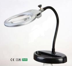 Stolová lupa s LED osvetlením