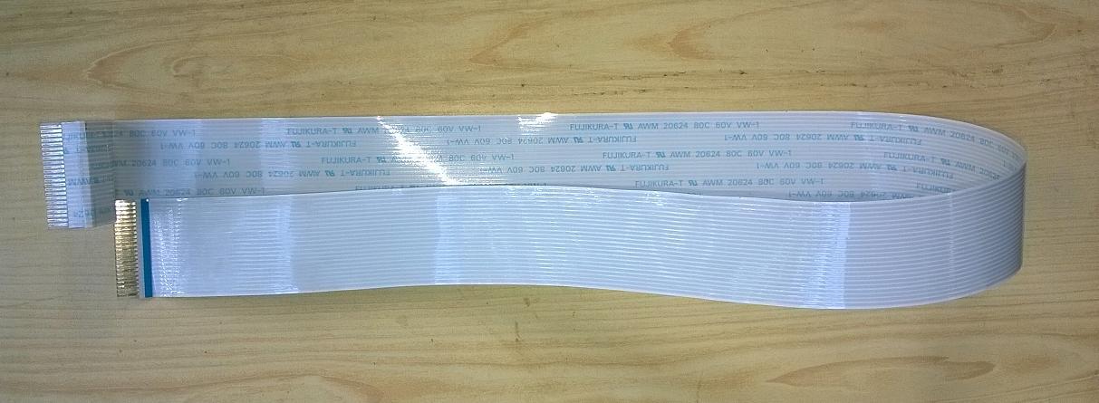 Páska, páskový kábel pre ambulanciu oki 3321 321turbo