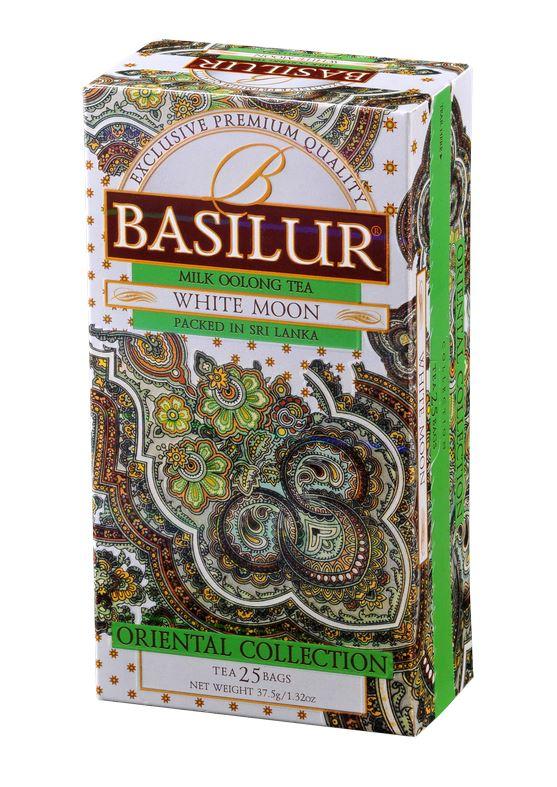 Herbata Basilur Oriental White Moon 25t milk oolon