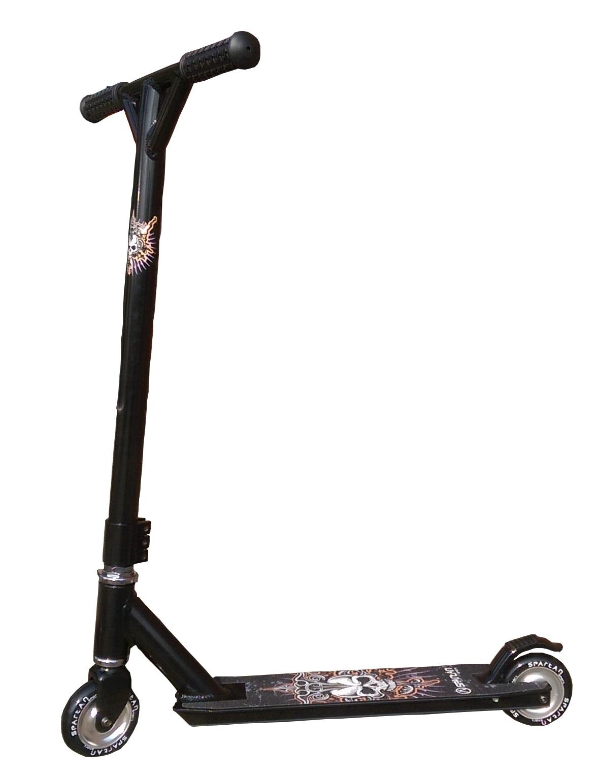 SPARTAN Stunt Профессиональный трюк-скутер