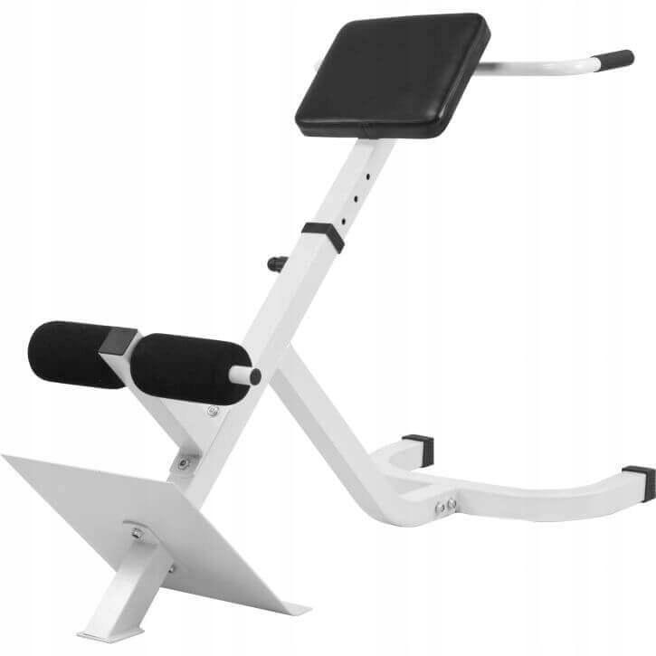 Rímska lavica za chrbtový tréning nôh podporu
