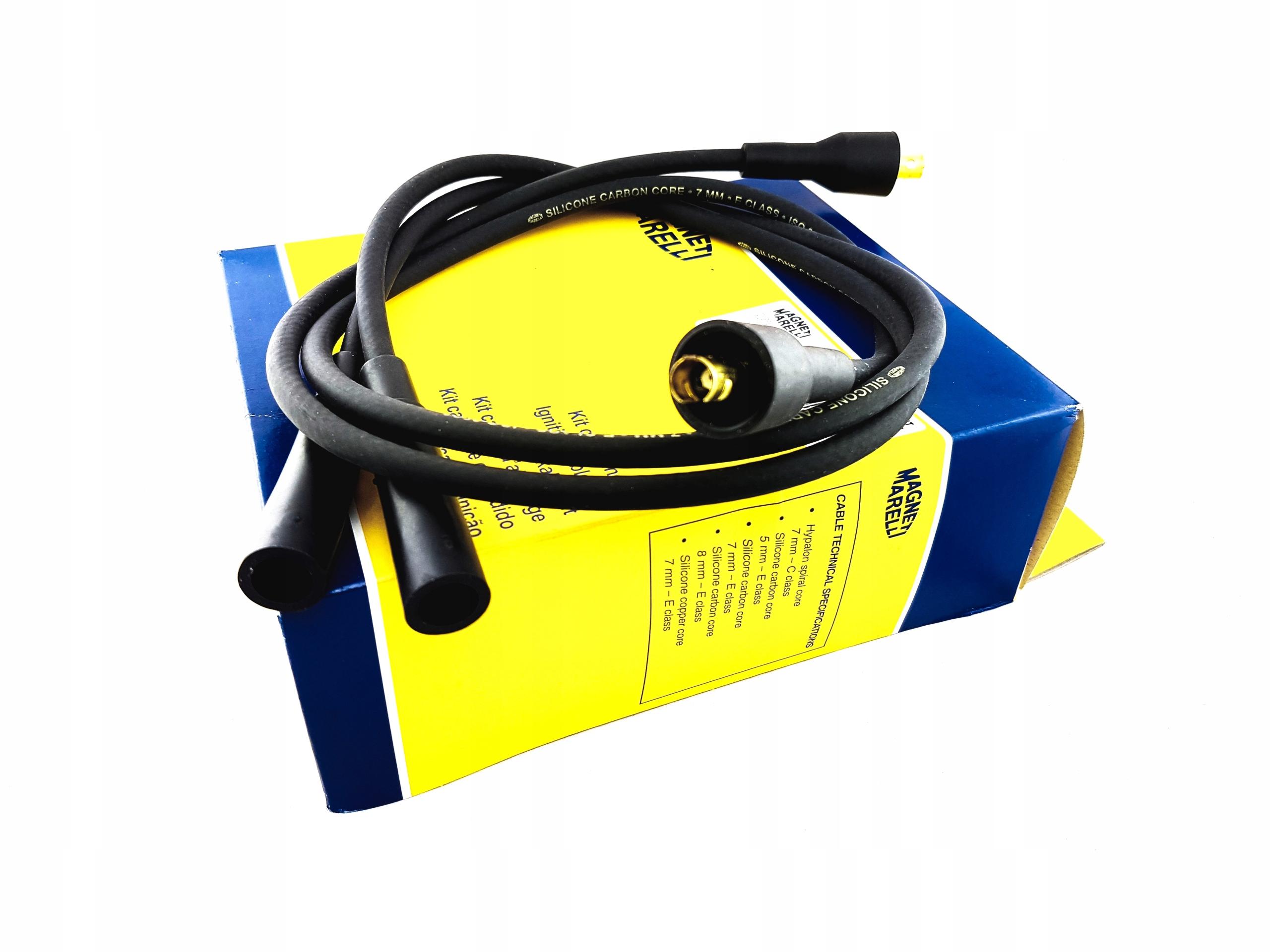 провода кабели зажигания fiat 126p fl комплект