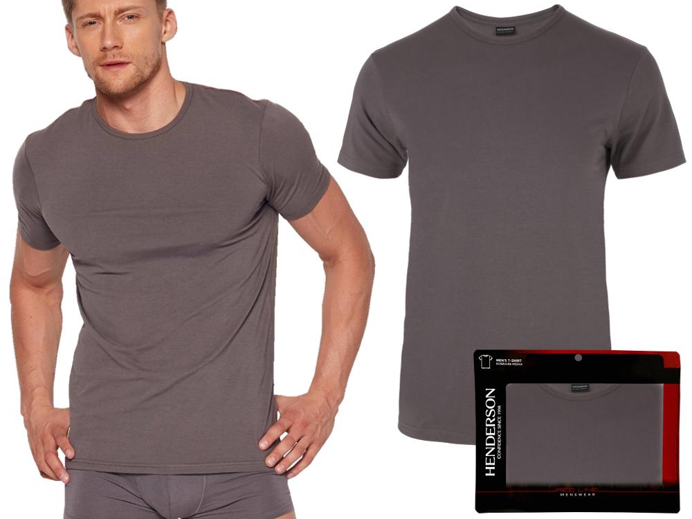 Koszulka MĘSKA HENDERSON RED LINE 18731 - r L