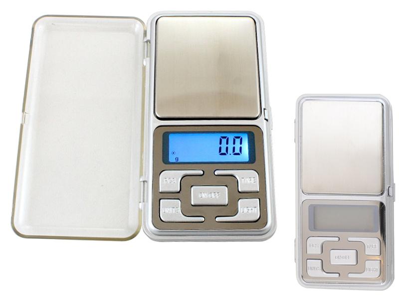 Электронные ювелирные весы Pocket 500g 0.1