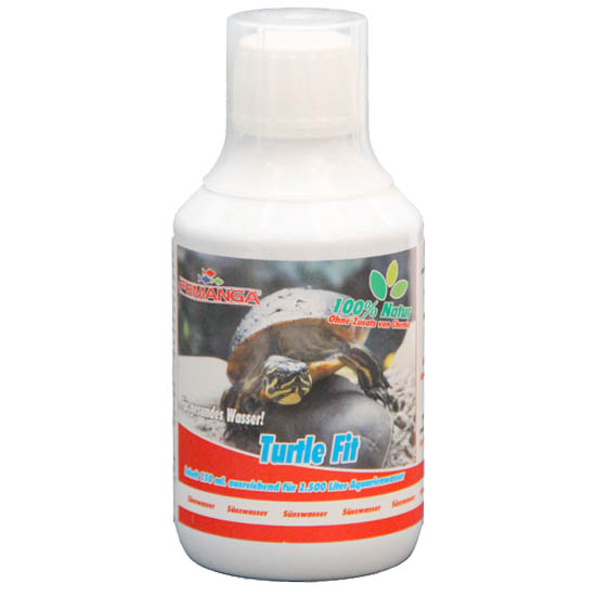 FEMANGA Turtle Fit 250 мл ВИТАМИНЫ ДЛЯ ЧЕРЕПАХ