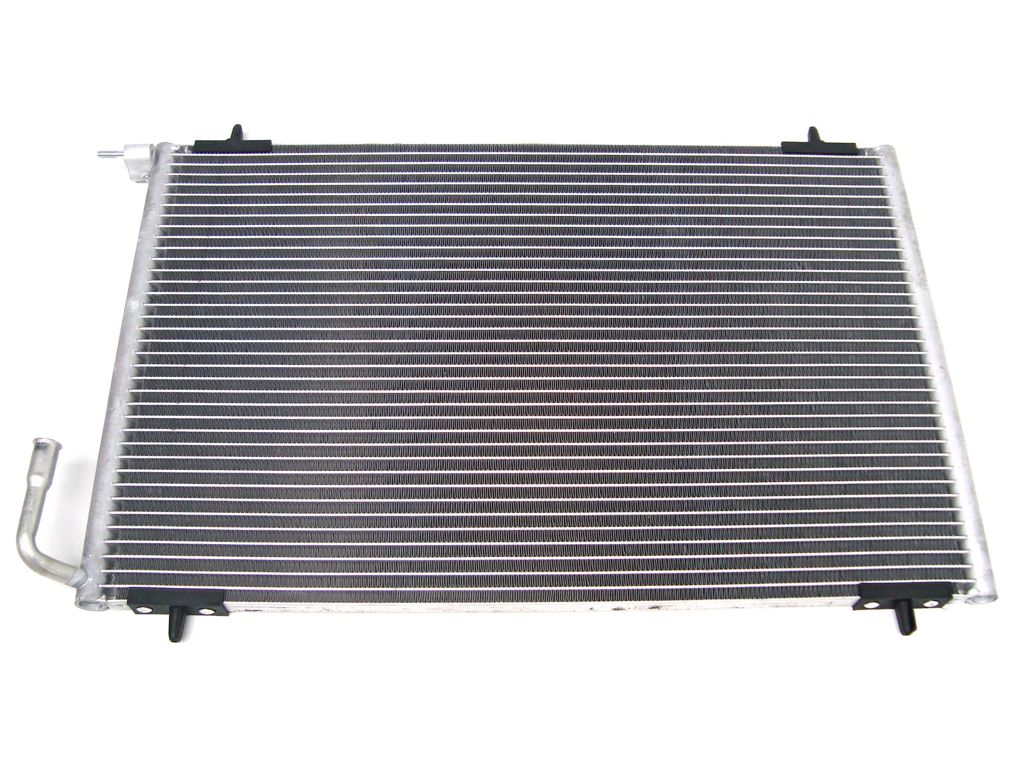 радиатор кондиционирования воздуха peugeot 206 benzynadiesel