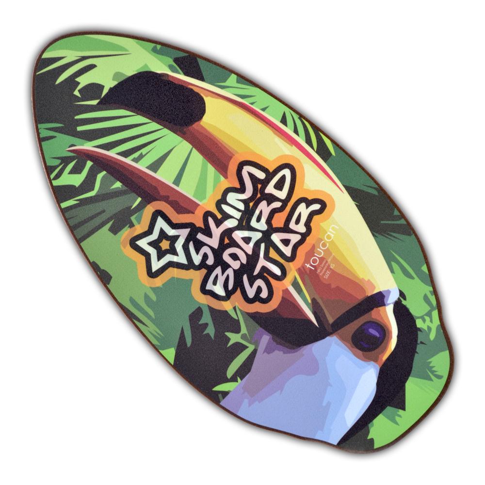 Skimboard Star PRO Freeride/Vlna TOUCAN XS