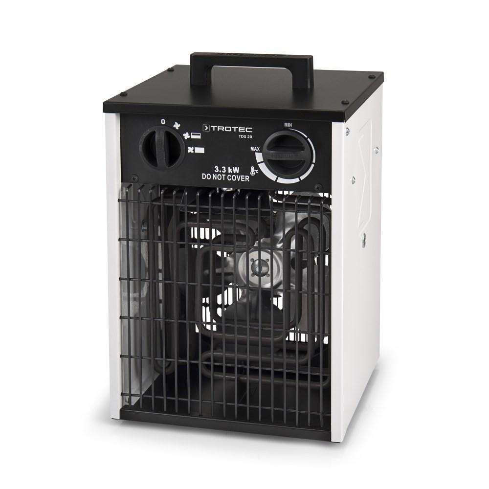 TROTEC Elektrický ohrievač TDS 20 biely