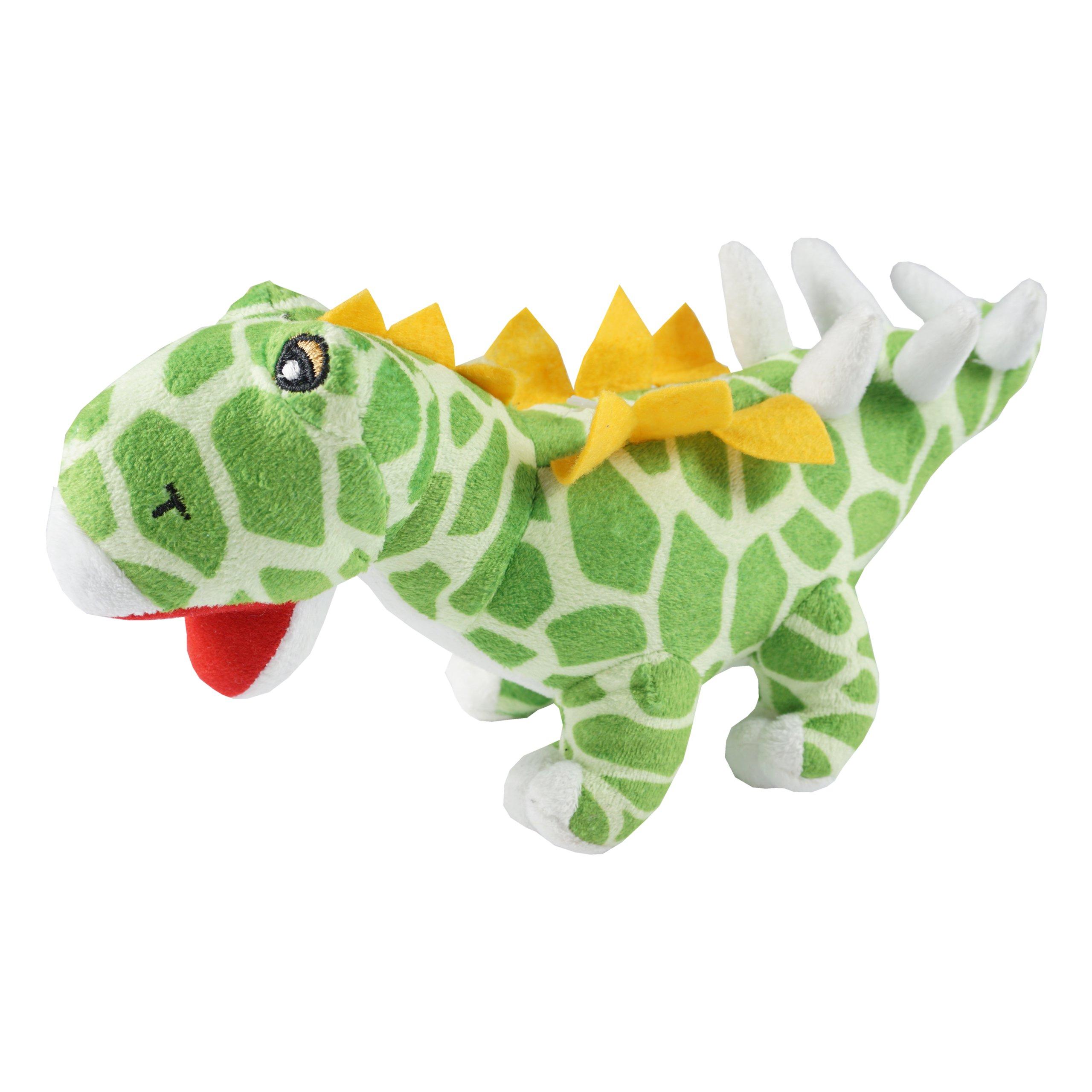 MASKOTKA PSA dinozaur ZABAWKA piszczy HAPPYPET KO