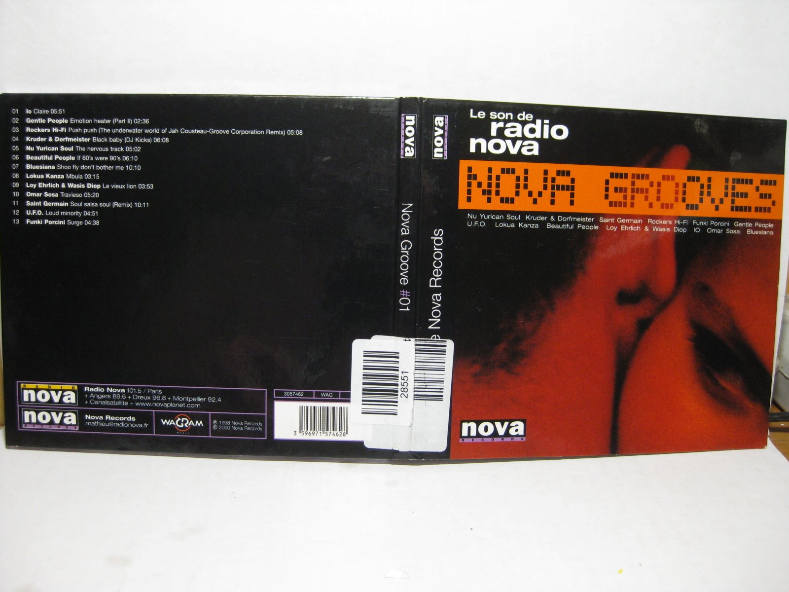 NOVA GROOVES #1