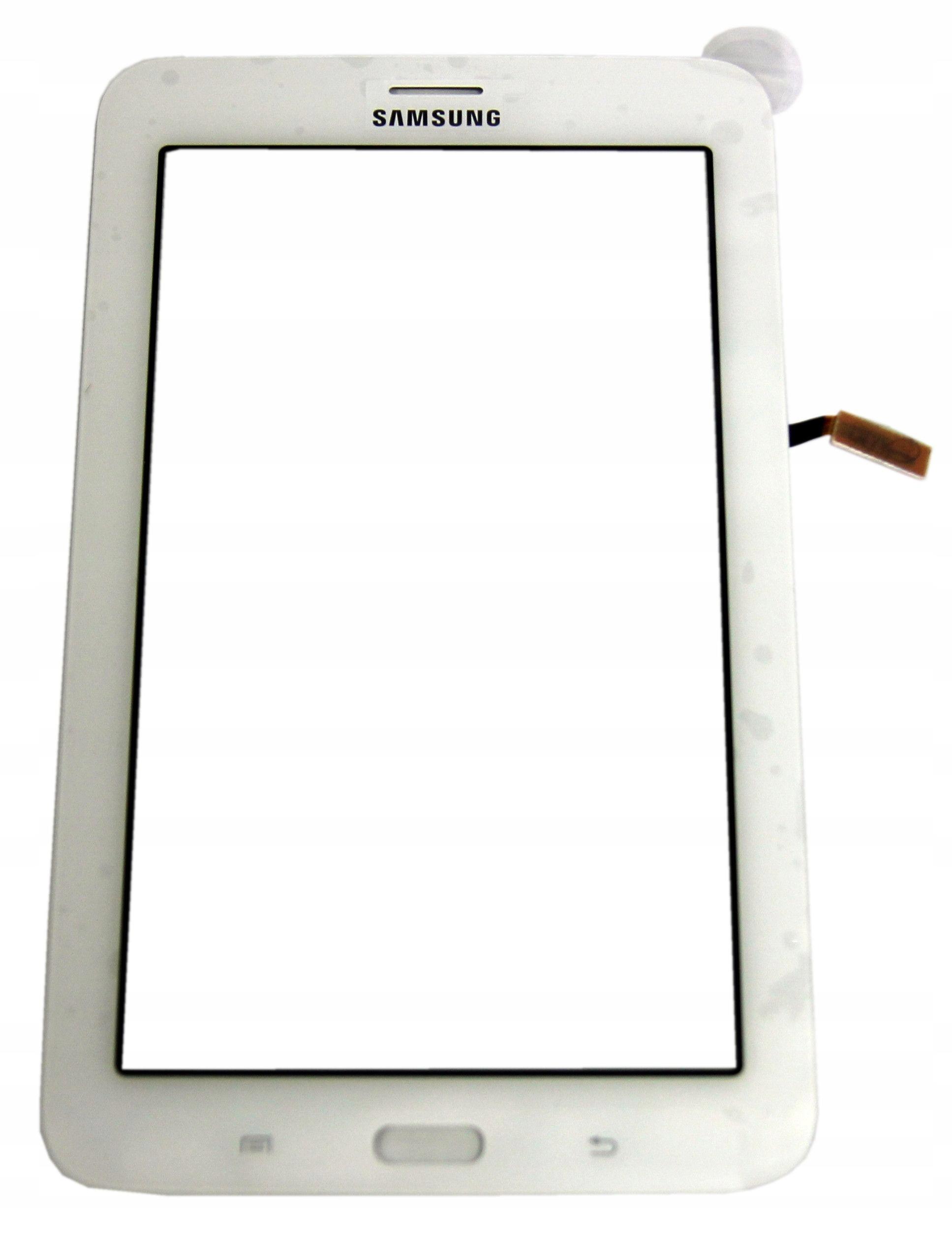 Digitizer Dotyk Samsung Galaxy Tab 3 Lite 70 T111 7297404660 White