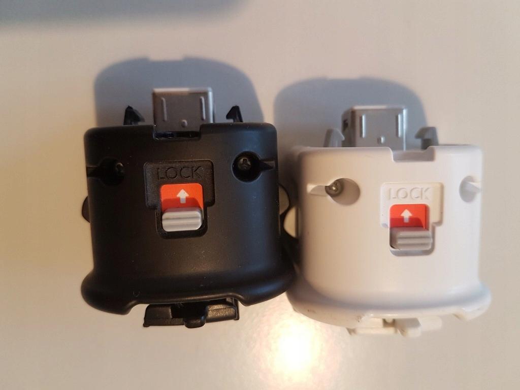 Oryginalny adapter Nintendo Wii Motion Plus RVL026