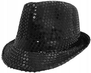 721123fc8 kapelusz MICHAEL JACKSON w cekiny - 7210450185 - oficjalne archiwum ...